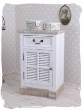 Bedside Table Vintage Bedside Tables Nightstand White Shabby