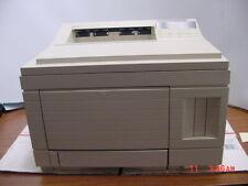 HP LaserJet 4 Plus Workgroup Laser Printer W/Used Toner