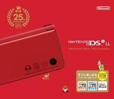 Nintendo DSi LL (Super Mario 25 anniversary specification) Japan import