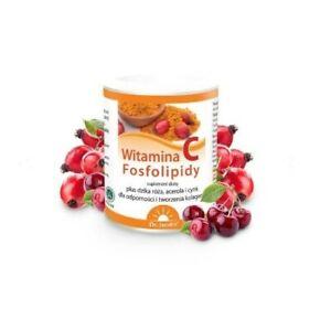 DR. JACOBS Vitamin C Phospholipide (Liposomal Vitamin C) 150g VERSAND WELTWEIT