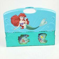 Disney Princess Little Mermaid Ariel Castle Pop-Up Folding Play Set Grotto Toy