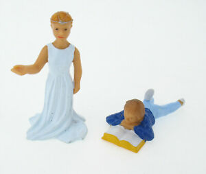Bully - Unendliche Geschichte - Bastian + Kindliche Kaiserin - Comic Figur 1984