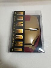 Iron Man Ultimate 2-disc Edition DVD - Exclusive Target Mask Case 2008