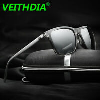 Veithdia Aluminum Polarized Sunglasses Sun Glasses UV Men Outdoor Sports Eyewear