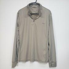 Mountain Khakis Men's 1/4 Zip Pullover Size M
