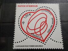 FRANCE 2012, timbre 4632, SAINT VALENTIN COEUR PATCH D AMOUR, neuf**, MNH STAMP