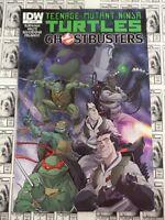 Teenage Mutant Ninja Turtles Turtles Ghostbusters (2014) IDW - #1, VF/NM