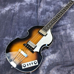 4 Strings Hofner HCT-500 Violin Bass Original Hardware Electric Bass Guitars