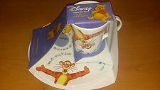 Winnie the Pooh TV Plate and Mug set.