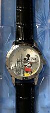 WDW Limited Release Women's Mickey & Castle Watch NIB