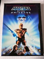 Masters of the Universe (DVD,1987) Dolph Lundgren Frank Langella Rare Fast Ship#