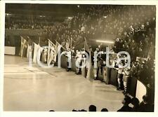 1937 LONDRA Apertura del Campionato Mondiale di HOCKEY