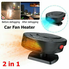 12V 150W Car Electric Cooling Fan Cooler Heater Windscreen Demister Defroster UK