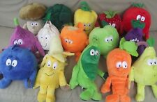 Co-op Goodness Gang Fruit & Vegetables Soft Plush Toys - Choose Character