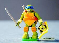 Teenage Mutant Ninja Turtles TMNT Mega Bloks Series 1 Leonardo
