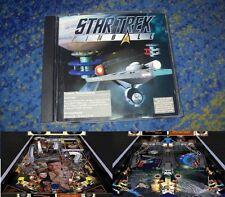STAR TREK PINBALL -- PC Star Trek Flipper genial Star Trek Pinball