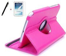 Case f. Samsung Galaxy Note 8.0 N5100 N5110 Schutzhülle Leder-Imitat Tasche pink