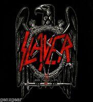 SLAYER cd cvr BLACK EAGLE LOGO Official Baby ONE PIECE Shirt 24 Months NEW