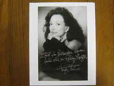 "DIXIE  CARTER (Died in 2010) (""Designing Women/Family Law"")Signed  8 X 10  Photo"