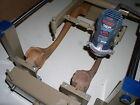 Wood Duplicator/Carver Go From Original to New Copy