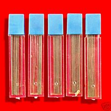 0.5 05 HB AUTOMATIC REFILL PENCIL LEADS X 5 TUBES (60)