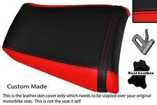 RED & BLACK CUSTOM FITS YAMAHA 1000 YZF 96-03 THUNDERACE REAR SEAT COVER