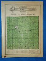OLD IRELAND IRISH MAP Genealogy Rockford Sansfield Sherlock St Lawrence SURNAMES