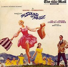 THE SOUND OF MUSIC - Julie Andrews/Christopher Plummer - PROMO CD(FREE UK POST)