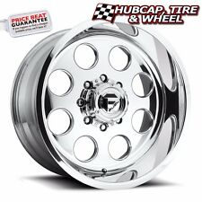 "FUEL FORGED FF31 POLISHED 24""x16 CUSTOM WHEELS RIMS (4 RIMS) 9 LIP STYLE CHOICES"