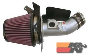 K&N Air Intake System TYPHOON For SUBARU FORESTER F4-2.5L F/I, 04-06 69-8002TS