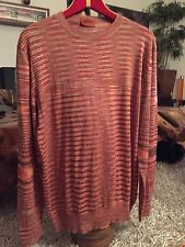 MISSONI Herren Shirt Gr.54 Top Design