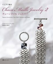 Japanese Book Chain Maille Jewelry Pattern Vol.2