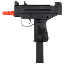 AIRSOFT FULL AUTO ELECTRIC AEG MAC 10 11 UZI RIFLE HAND GUN PISTOL w/ 6mm BBs BB