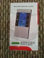 New Digital 3210 Weather Clock