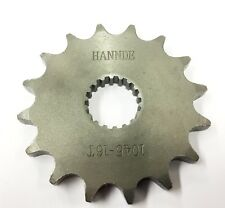 Gearing Upgrade 16T front Sprocket for K157FMI for Sinnis Apache QM125GY-2B