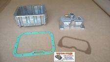 FIAT 500-126 COPPA OLIO ABARTH 4 LT  COPERCHIO PUNTERIE LOGO ABARTH E TAPPO
