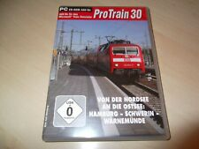 PROTRAIN 30 HAMBURG - SCHWERIN - WARNEMUNDE ~ MICROSOFT TRAIN SIMULATOR ADD-ON