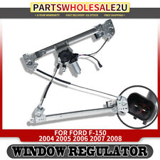 Front Left Window Regulator with Motor for Ford F-150 2004 2005 2006 2007 2008