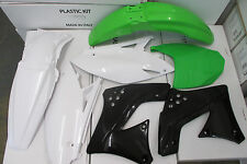 RACE TECH  PLASTIC KIT  KAWASAKI KX250F Team Pro Circuit  2009 2010 2011 2012
