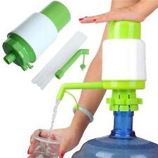 Portable 5 Gallon Bottled Drinking Water Hand Press Handy Manual Pump Dispenser