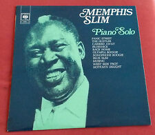 MEMPHIS SLIM LP ORIG FR PIANO SOLO  NM