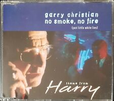 Garry Christian - No Smoke, No Fire (Just Little White Lies)    CDSingle