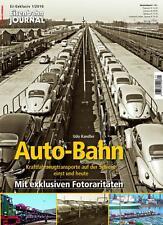 Eisenbahn Journal - Auto-Bahn Exklusiv