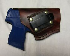 Right Hand IWB Concealment Holster for Sig P365