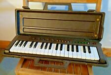 Vintage Yamaha Portasound PS-2 Keyboard With Carrying Case *Working*