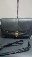 NWT Michael Kors Large Black Charlton Crossbody Purse Handbag