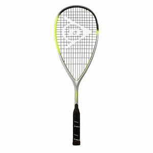 Dunlop Hyperfibre XT Revelation 125 Squash Racket with cover