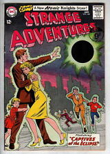 STRANGE ADVENTURES #160 DC 1964 Last Atomic Knights