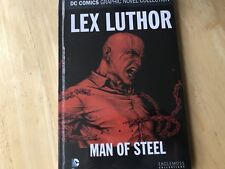 Lex Luthor Man Of Steel Dc Graphic Novel Collection! Look In The Shop!