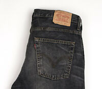 Levi's Strauss & Co Hommes 507 04 Jeans Jambe Droite Taille W36 L32 ARZ950